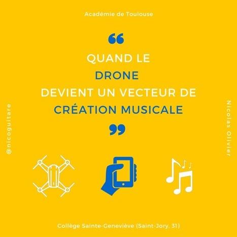 Expérithèque - Musique, informatique, Inclusion. magique ! | Contre l'Éducation. Tout contre. | Scoop.it