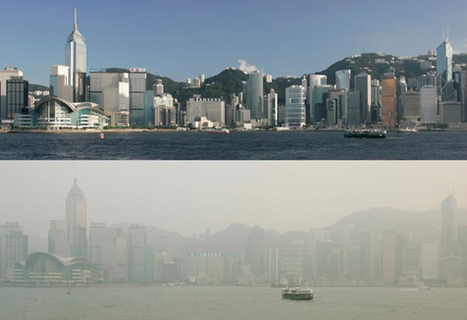 World Health Organisation to help Hong Kong's air quality | Trends in Sustainability | Scoop.it