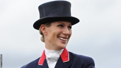Olympic Eventing: Mark Phillips claims no credit for daughter Zara at London | BBC Sport | Fran Jurga: Equestrian Sport News | Scoop.it