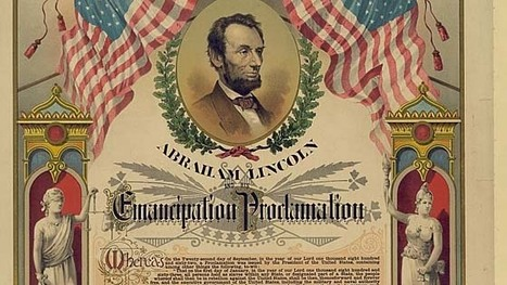 Emancipation Proclamation to be at the Tennessee State Museum in February | Tennessee Libraries | Scoop.it