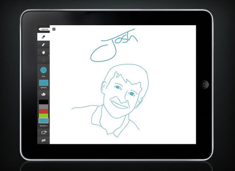 How to Use Your iPad for Real Design Work   effective presentation   Scoop.it