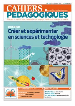 Les Cahiers pédagogiques N° 533 - décembre 2016 | les revues au CDI | Scoop.it