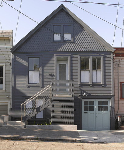5 San Francisco Home Renovations | Mynspiration déco | Scoop.it