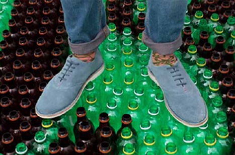 Would you wear these? Jeans made from recycled plastic bottles - NBCNews.com | trendy designs | Scoop.it
