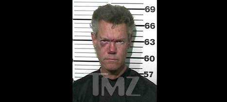 Cops: Randy Travis Threatened to SHOOT, KILL Troopers | BloodandButter | Scoop.it