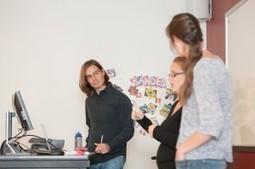In Classroom Experiment, All Discussion Happened via Twitter | EduRevolutia | Scoop.it