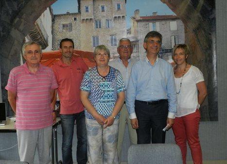 Une journée jacquaire  pour faire vivre le chemin | L'info tourisme en Aveyron | Scoop.it