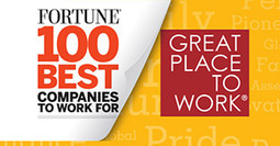 100 Best Companies to Work For List | Reviera | Scoop.it