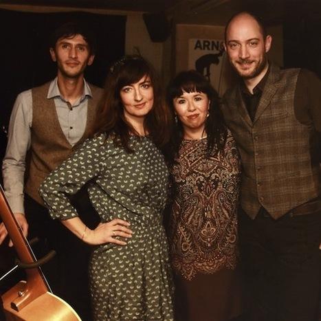 Backyard Folk Club - Un disque au fond du jardin ! | #13 Music management | Scoop.it