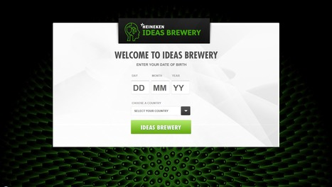 Heineken launches online open innovation platform seeking new ideas for reuse, recycling of beer packaging, sustainable packaging materials, sustainable ways to distribute or transport its products | scatol8® | Scoop.it