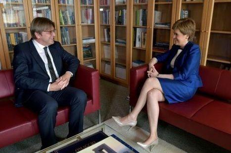 Pour le Parlement européen, une Écosse indépendante serait automatiquement dans l'UE ! | L'Europe en questions | Scoop.it
