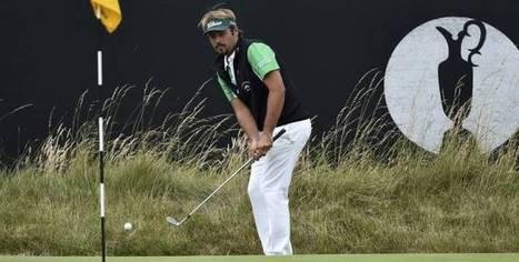 British Open Le balèze Dubuisson - L'Equipe.fr   actualité golf - golf des vigiers   Scoop.it