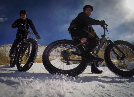 North Table Mountain, CO: A Fat Bike Odyssey in Snow and Mud ... | Bikes, bridges and Beer | Scoop.it