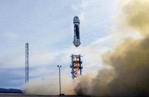 Blue Origin conducts fourth consecutive test flight of New Shepard | NASASpaceFlight.com | The NewSpace Daily | Scoop.it