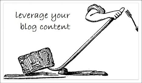 33 Blogging Tips to Maximize Social Media Reach via @HeidiCohen | Dandelion Social Media | Scoop.it