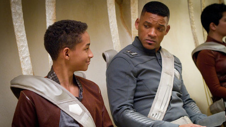 Will Smith's 'After Earth' Apocalypse: Who Loses Most - Hollywood Reporter   CLOVER ENTERPRISES ''THE ENTERTAINMENT OF CHOICE''   Scoop.it
