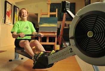 Jacksonville woman, 81, sets world indoor rowing record | Indoor Rowing | Scoop.it