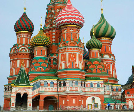 Moscow - A Much Friendlier Place to Visit   Weekly Destinations   Scoop.it