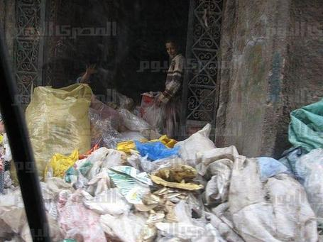 Despite a new regime, Cairo's garbage collectors face the same hardships | Égypte-actualités | Scoop.it