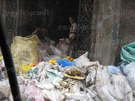 Despite a new regime, Cairo's garbage collectors face the same hardships | Égypt-actus | Scoop.it