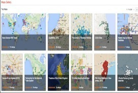 Everything Teachers Need to Know about Google My Maps ~ Educational Technology and Mobile Learning | TEFL & Ed Tech | Scoop.it