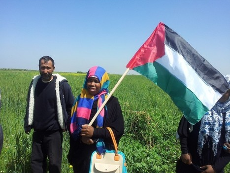 Palestinian woman: defenseless before the law and the occupation | pikara magazine | Pedalogica: educación y TIC | Scoop.it
