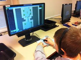 Tietotekniikkaa toisella luokalla: Ekapeli | Tablet opetuksessa | Scoop.it