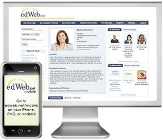edWeb.net - Networking, resource sharing, collaboration, and professional development for the education community | The  New  Media  Transformation | Scoop.it