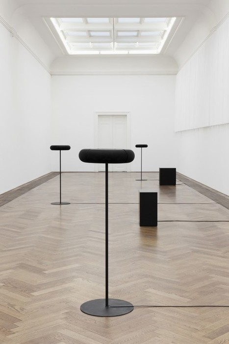 Review: Hannah Weinberger's music and sound works at Kunsthalle Basel | arslog | Scoop.it