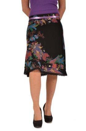 $@$   Desigual Damen Rock -Lisan- + Gefällt mir! Sticker_S | *****Damen Röcke Günstig | Scoop.it
