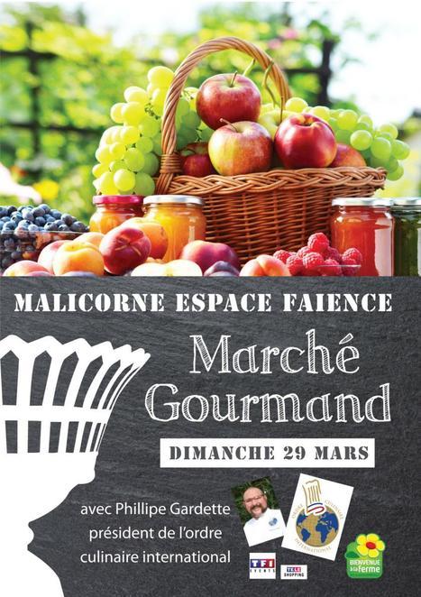 Marché Gourmand à l'Espace Faïence à Malicorne sur Sarthe 72270 | Découvrir Malicorne-sur-Sarthe et ses trésors | Scoop.it