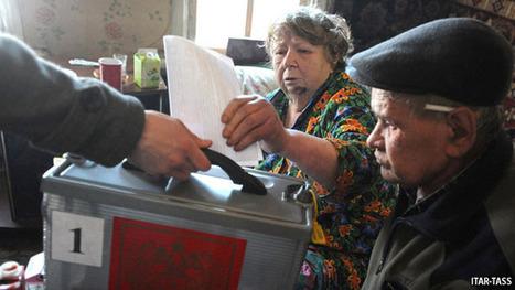 Russia: Politics begins at home   Comparative Government and Politics   Scoop.it