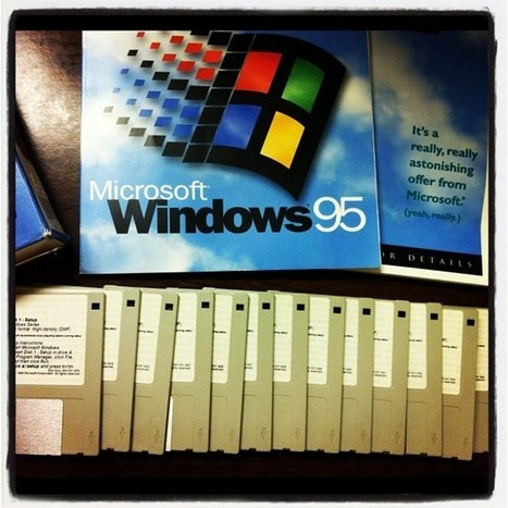 Windows 95 two decades on: but why all the upgrades? Ass Prof James Harland gives the lowdown. | RMIT Computer Science & IT - tech news and ICT updates | Scoop.it