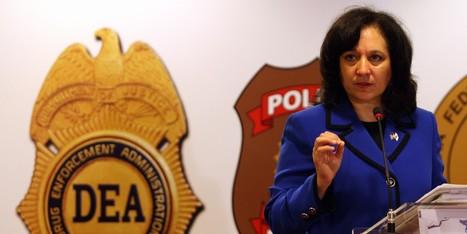 DEA Chief: Marijuana Legalization Just 'Makes Us Fight Harder' - Huffington Post | Cannabisclub | Scoop.it