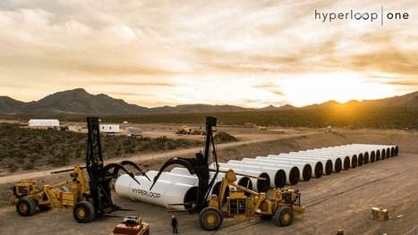 Hyperloop tiendra-t-il les promesses de l'innovation à la californienne ? | Innovation, Entreprise et Territoire | Scoop.it