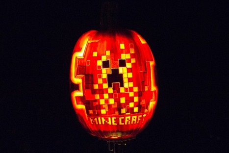5,000 Carved Pumpkins Twinkle at Rise of the Jack-o'-Lanterns | Funteresting Stuff | Scoop.it