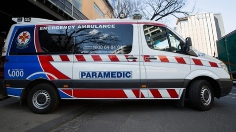 More ambulance callouts in areas near big bottle shops: study | Alcohol & other drug issues in the media | Scoop.it