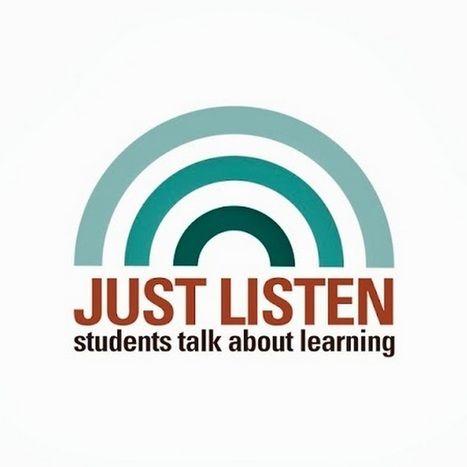 Just Listen: Youth Talk About Learning - YouTube | Student Voice | Scoop.it