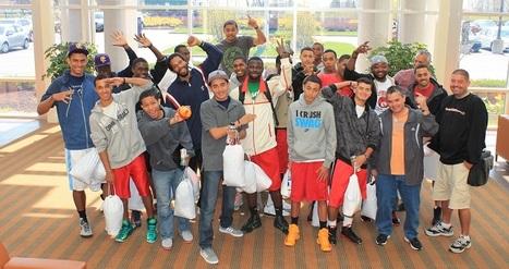 Team Belize Visited Basketball Showcase | basketball | Scoop.it