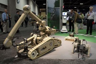 Le Soir | Pierre Wolper (ULg): «Les robots-tueurs risquent de banaliser les conflits armés» | L'actualité de l'Université de Liège (ULg) | Scoop.it