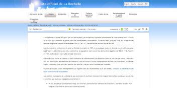 Archivesenlignes | Archives de la Rochelle, les recensements de populations 1801 1911 sont en ligne. | Scoop.it