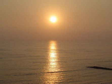 Sunset over the Pacific | Tori's world | Scoop.it