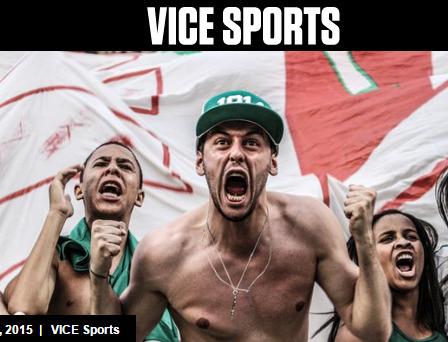Le magazine Vice débarque dans le sport | DocPresseESJ | Scoop.it