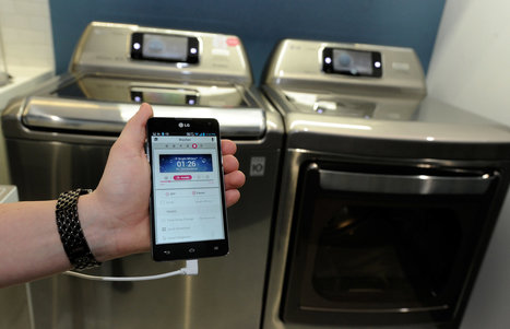 Smartphones Can Now Run Consumers' Lives | The SmartHome | Scoop.it
