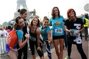 La Parisienne, une course pour la bonne cause | Carrefour | Scoop.it