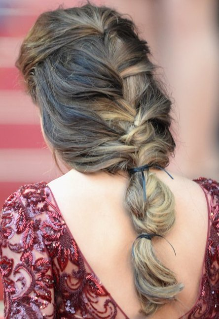 Cannes Hairstyles 2013: Best Red Carpet Hairdos | Celebrity Hairstyle | Scoop.it