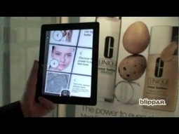 Blippar + Clinique Augmented Reality Cosmetic Experience. | skincare | Scoop.it