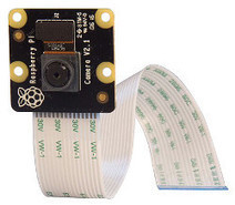 Raspberry Pi cameras jump to 8MP, keep $25 price | Open Source Hardware News | Scoop.it
