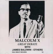 Malcolm X and James Baldwin debate on integration and Black rights   Education   Scoop.it