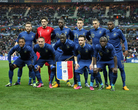 L'équipe de France va jouer... aux barrages ! - Coupe du Monde 2014   Sport   Scoop.it